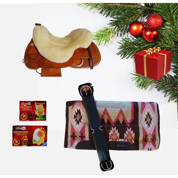 Western Imports Geschenkpaket mit Westernpad von Westernimports