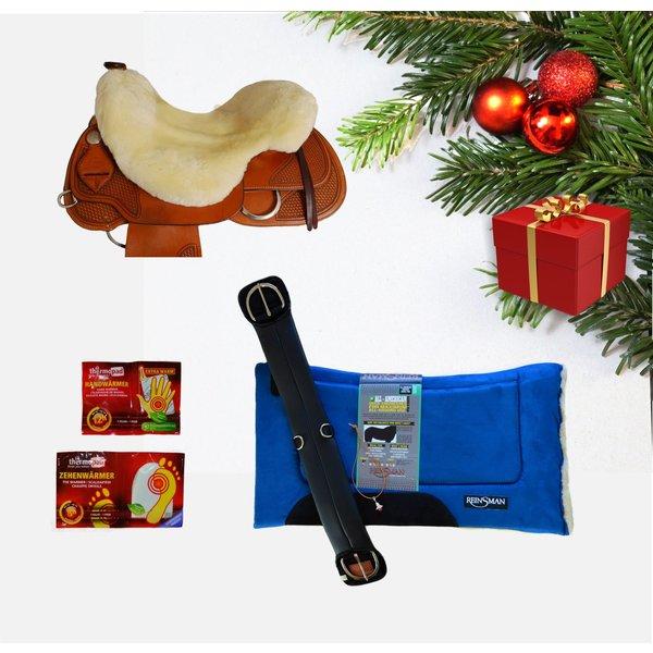 Reinsman Geschenkpaket mit Westernpad von Reinsman