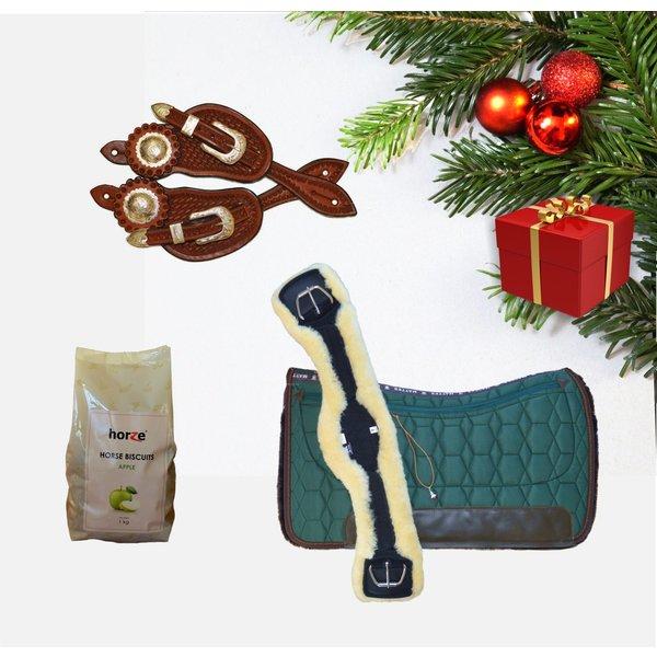 Mattes Geschenkpaket mit Westernpad von MATTES