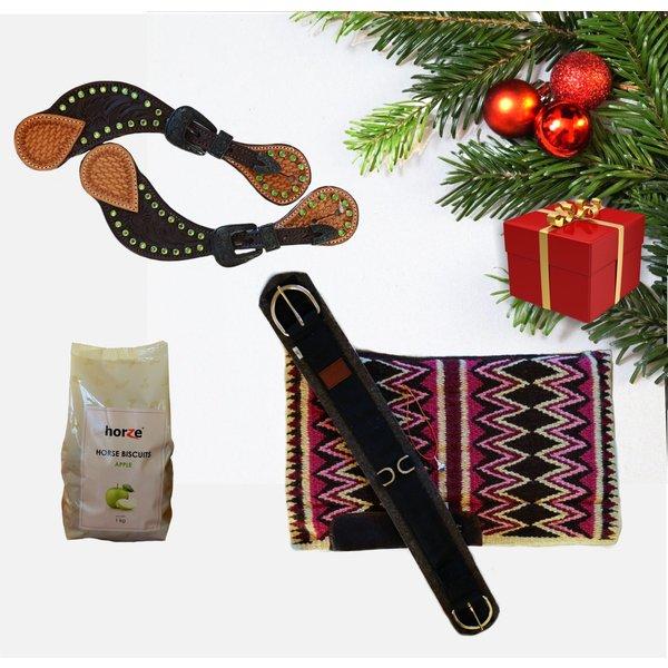 CSF Geschenkpaket mit Westernpad ZUMA von CSF