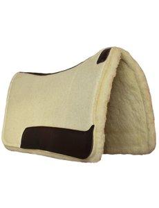 Professional Choice Comfort Fit Filzpad  mit Fellunterseite von Professional Choice