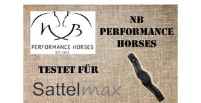 TESTERGEBNIS: Nicole Steinbrecher von NB-Performance Horses testet Professional Choice Sattelgurt Contoured Girth