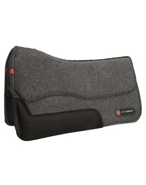 Toklat T3 Wool Felt Performance Westernpad mit ExtremePro Polsterung