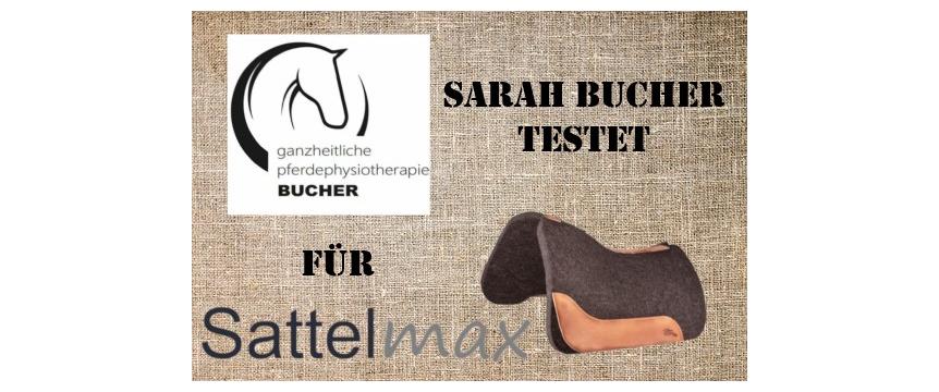TESTERGEBNIS: Sarah Bucher testet: SixPro Wollfilzpad der Firma HORSE GEAR