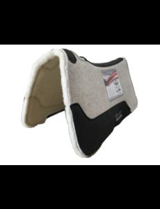 Professional Choice Professional Choice Cowboy Felt AirRide Pad mit Merino Woll-Unterseite