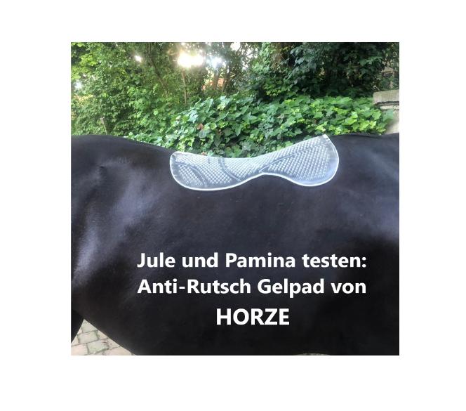 Kundenbericht: Anti-Rutsch Gelpad von HORZE