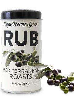 Cape Herb & Spice Rub Mediterranean Roasts 100g