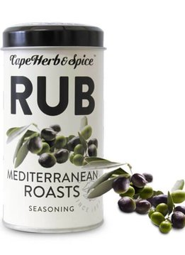 Cape Herb & Spice Rub Mediterranean Roasts 100g