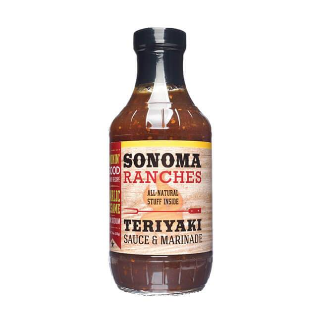 Sonoma Ranchers Teriyaki Sauce & Marinade 455ml