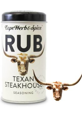 Cape Herb & Spice Rub Texan Steakhouse 100g