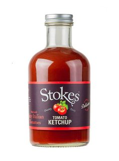 Stokes Real Tomato Ketchup 257ml oder 490ml
