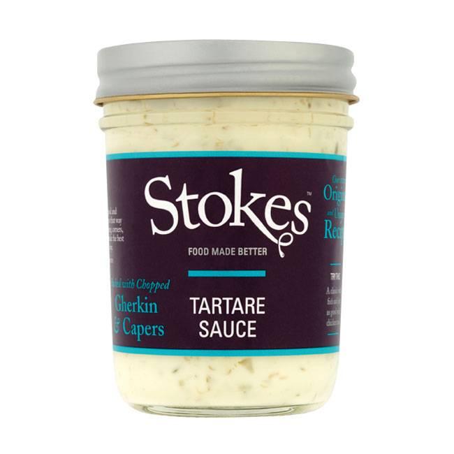 Stokes Tartare Sauce 192ml