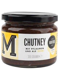 Manfood Ale Chutney 300g