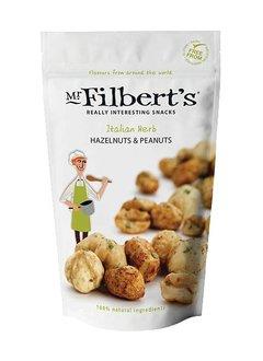 Mr. Filbert's Italian Herb Peanuts & Hazelnuts 110g