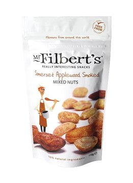 Mr. Filbert's Somerset Applewood Smoked Mixed Nuts 110g