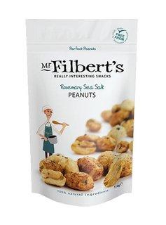Mr. Filbert's Rosemary Sea Salt Peanuts 110g