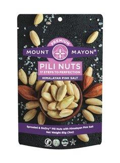 Mount Mayon Pili Nuts Himalayan Pink Salt 12g, 28g, 85g oder 130g