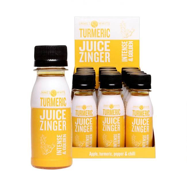Ginger Zinger Turmeric Juice Zinger- 15x70ml