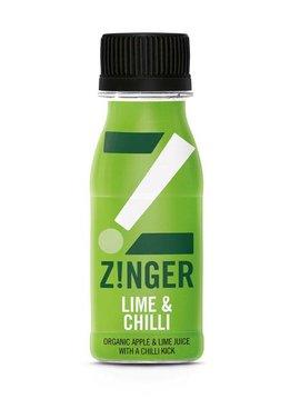 Ginger Zinger BIO  Lime Chilli Zinger 15 Stk
