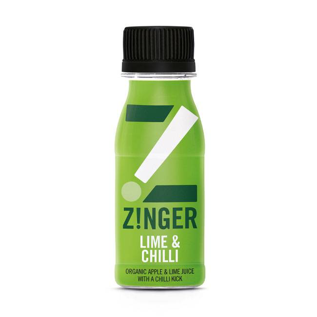 Ginger Zinger  Lime Chilli Zinger - BIO 15x 70ml