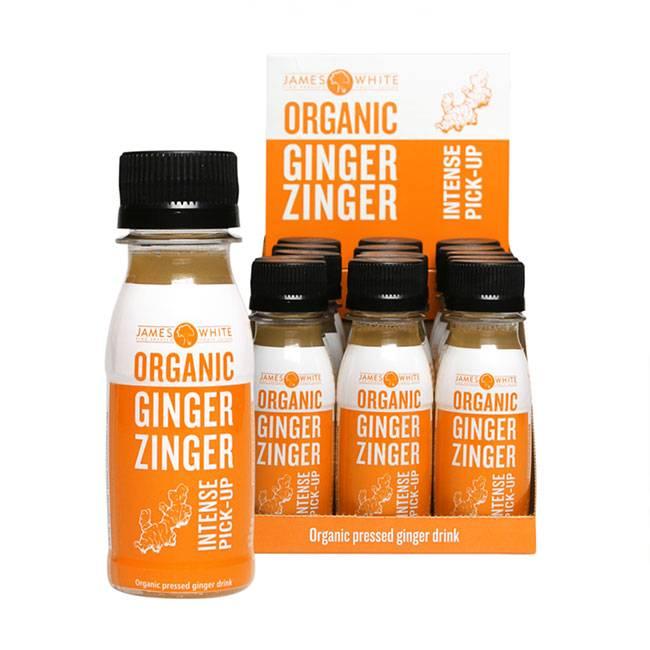 Ginger Zinger Ginger Zinger - BIO 15x 70ml