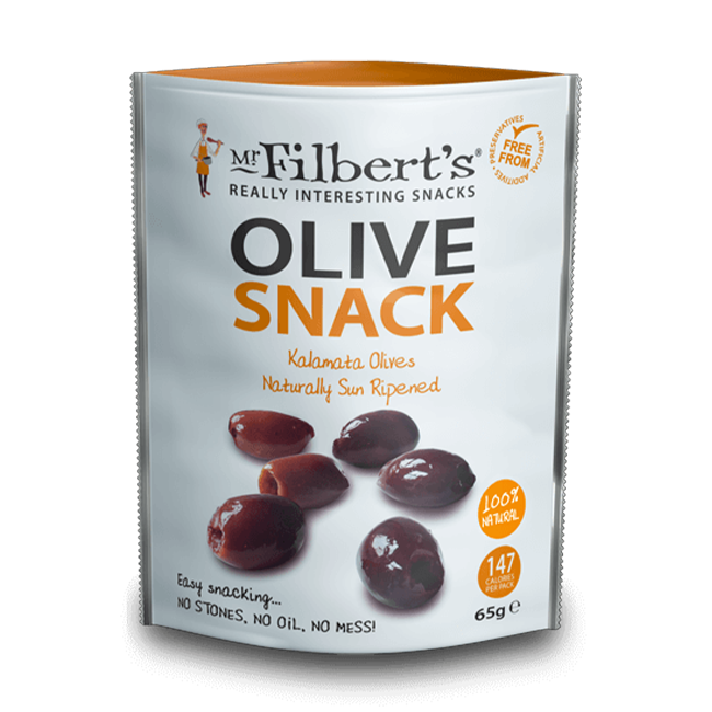 Mr. Filbert's Kalamata Olives 65g