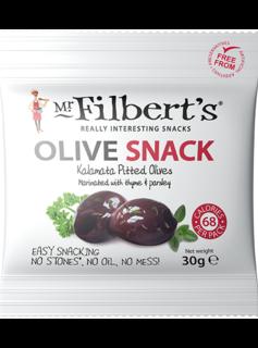 Mr. Filbert's Kalamata Olives Thyme & Parsley 30g