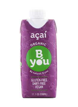 B.You Acai Smoothie, Bio 330ml