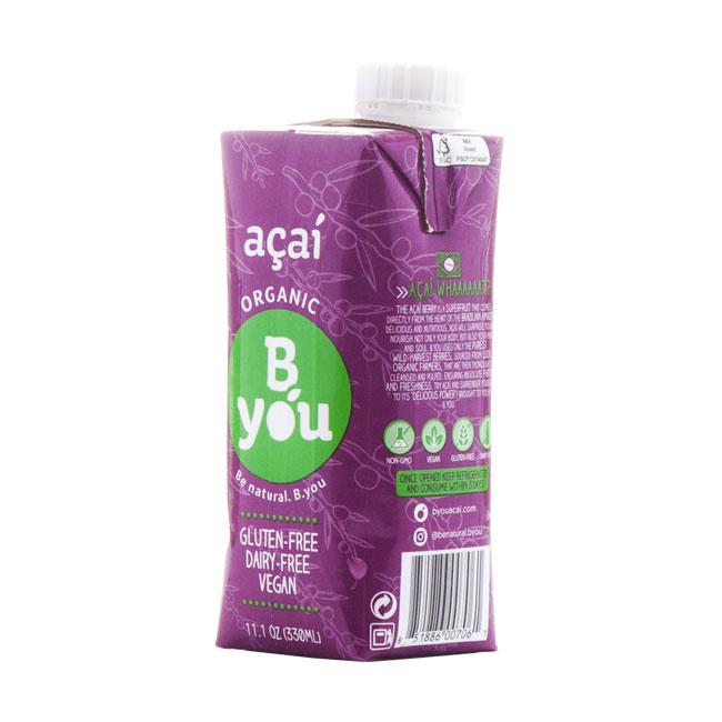 B.You  Acai Smoothie, Bio 330ml