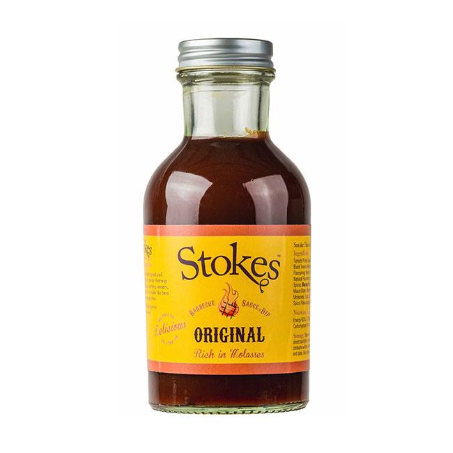 Stokes BBQ Sauce Original 250ml