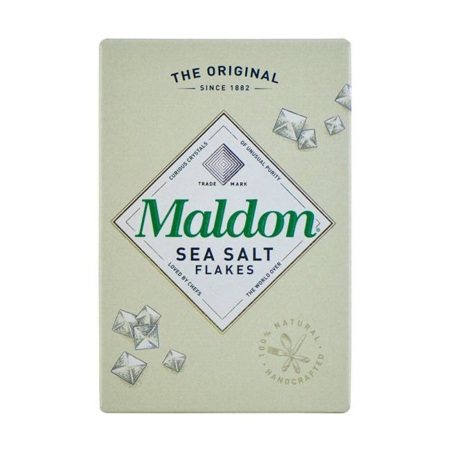 Maldon Sea Salt Sea Salt - 125g