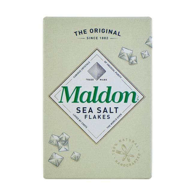 Maldon Sea Salt  Sea Salt 125g