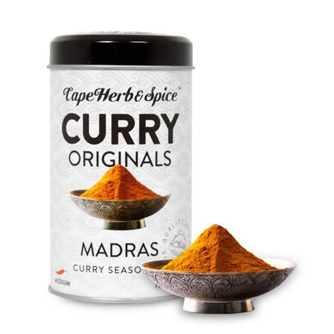 Cape Herb & Spice Curry Madras 100g