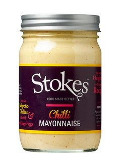 Stokes Chilli Mayonnaise 356ml