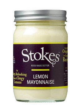 Stokes Lemon Mayonnaise 259ml