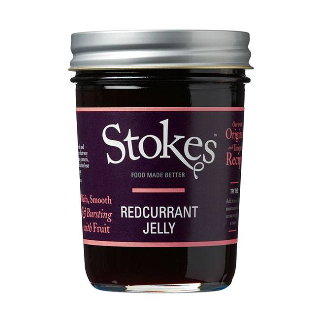 Stokes Redcurrant Jelly 250g
