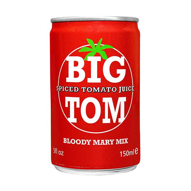 Big Tom Gewürzter Tomatensaft 150ml Dose