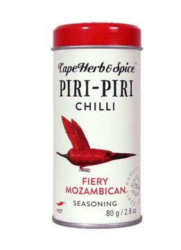Cape Herb & Spice Rub Piri Piri Chilli 80g