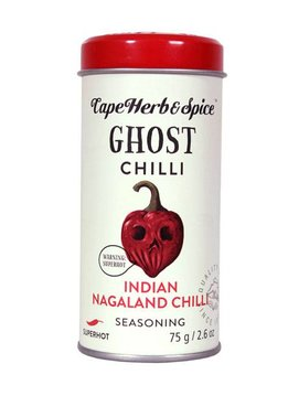 Cape Herb & Spice Rub Ghost Chilli 75g