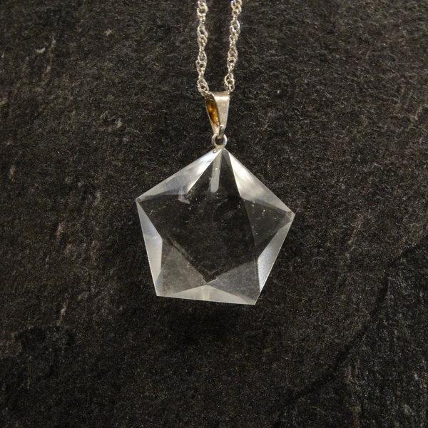 Bergkristal  bedel