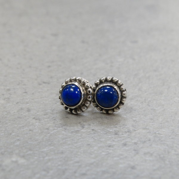 Lapis Lazuli oorstekers
