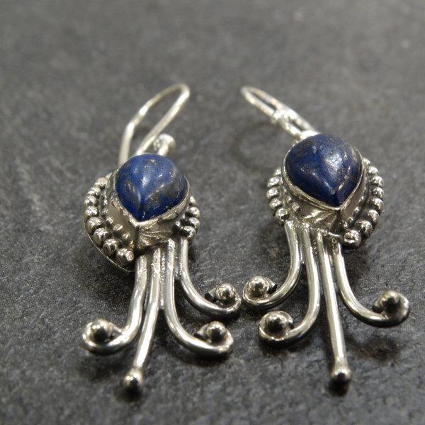 Lapis Lazuli  - 925 sterling zilver