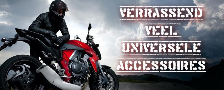 Dé webwinkel voor je motor! Onderdelen | Accessoires | Motorkleding