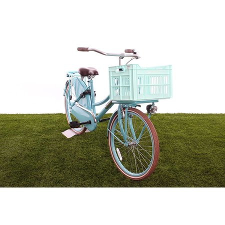 Urban Proof Fietskrat 30L Ocean Blue - Recycled