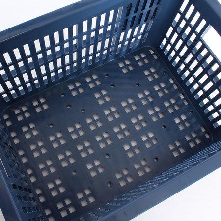Basil Fietskrat Crate 25L Bluestone MIK