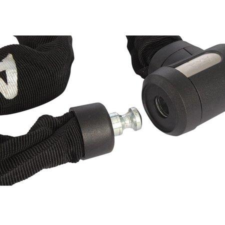 AXA Cherto Compact 95 kettingslot zwart ART-2 keurmerk