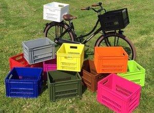 De vrolijkste fietskratten voor het voorjaar!