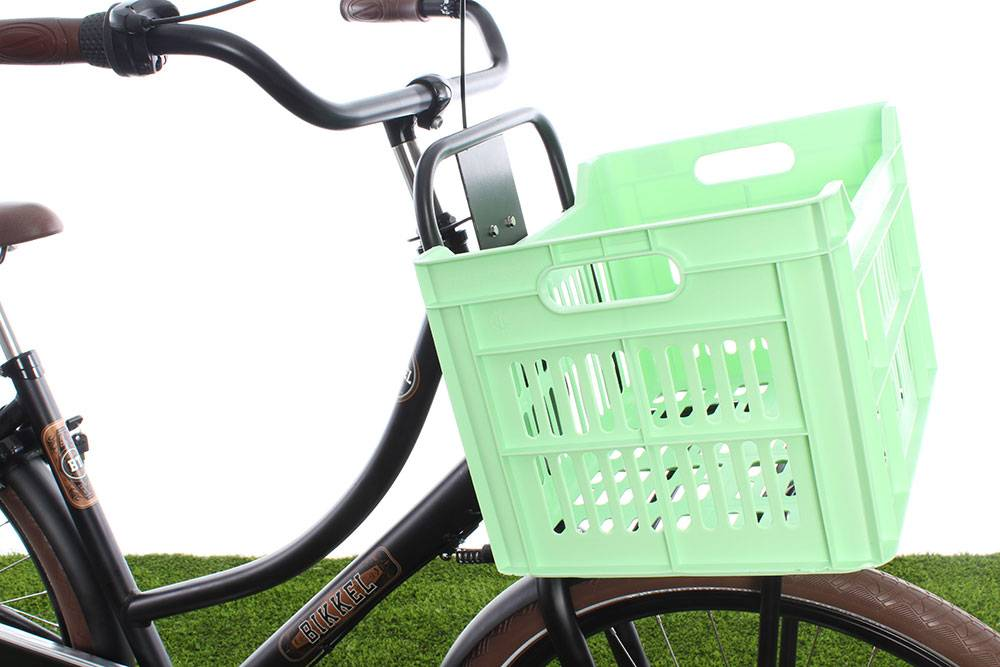 Urban Proof Fietskrat 30L Pastel Green