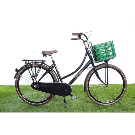Urban Proof Fietskrat 30L Army Green - Recycled