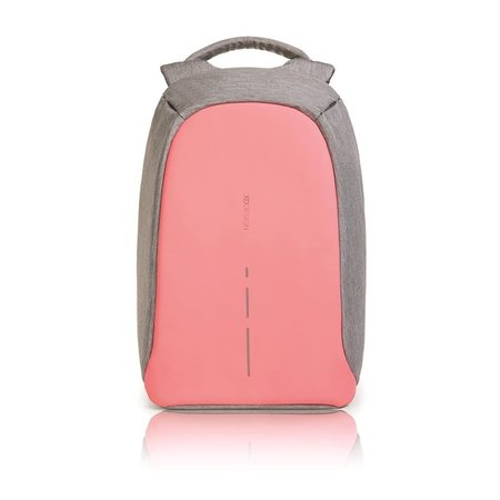 XD Design Rugzak Bobby Compact 11L Roze - Anti diefstal